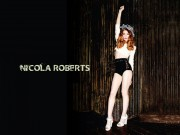 Nicola Roberts : Sexy Wallpapers x 2