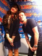 Demi Lovato / Beauty With A KIIS (w/ JoJo On The Radio) [x 4]