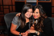 Demi Lovato Live Chat At Cambio Studios July 21