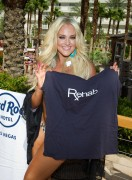 Лейси Швиммер, фото 207. Lacey Schwimmer hosts at REVEL pool party at Hard Rock Beach Club 06/08/'11, foto 207