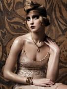 Наталья Водянова, фото 373. Natalia Vodianova Steven Meisel Photoshoot 2007 for Vogue (MQ), foto 373