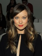 Olivia Wilde - *pokies* Ralph Lauren Spring 2012 fashion show during MBFW in New York City (15.9.2011)