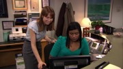 "Ellie Kemper in The Office webisode ""The 3rd Floor"", blurayrip"