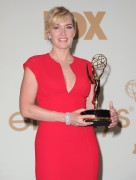 Кейт Уинслет, фото 1292. Kate Winslet in the press room at the 63rd Annual Emmy Awards, september 18, foto 1292