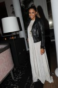 Ciara attending a party at the Villa, Paris, 29 September, x3