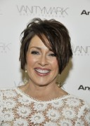 Patricia Heaton at The Grand Opening of the Vanitymark Brow Bar, 7HQ L.A on July 28, 2011