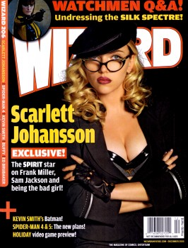 Wizard Magazine (2008)