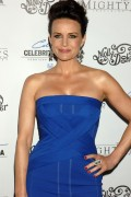 "Carla Gugino - ""The Mighty Macs"" premiere in Los Angeles 20/10/'11"