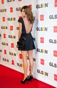 Элизабетта Каналис, фото 1157. Elisabetta Canalis the 2011 'GLSEN Respect Awards' in LA, 21.10.2011, foto 1157