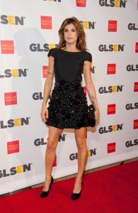 Элизабетта Каналис, фото 1145. Elisabetta Canalis the 2011 'GLSEN Respect Awards' in LA, 21.10.2011, foto 1145