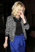 Джэньюэри Джонс, фото 777. Celebrates Her 33rd Birthday at Fogo De Chao in Los Angeles,California - 05.01.2012 / Congratz January Jones, foto 777,