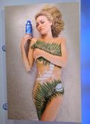 Ивонн Страховски, фото 609. Yvonne Strahovski - Unveiling her Sobe Lifewater Campaign in NY - 10 January, foto 609