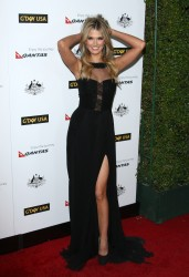 Дэльта Гудрэм, фото 1549. Delta Goodrem G'Day USA Black Tie Gala in Hollywood - 14.01.2012, foto 1549