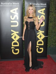 Дэльта Гудрэм, фото 1560. Delta Goodrem G'Day USA Black Tie Gala in Hollywood - 14.01.2012, foto 1560
