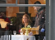 Anna Torv on the set of 'Fringe'  in Vancouver, 17 January, x7