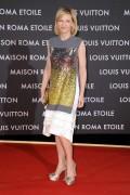 Кейт Бланшет, фото 1001. Cate Blanchett leaving Maison Louis Vuitton Roma Etoile Cocktail in Rome - January 27, 2012, foto 1001