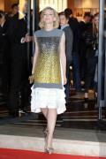 Кейт Бланшет, фото 1004. Cate Blanchett leaving Maison Louis Vuitton Roma Etoile Cocktail in Rome - January 27, 2012, foto 1004
