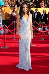 Ная Ривера, фото 156. Naya Rivera 18th Annual Screen Actors Guild Awards at The Shrine Auditorium in Los Angeles - 29.01.2012, foto 156