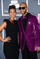 Алиша Киз (Алисия Кис), фото 3027. Alicia Keys 54th annual Grammy Awards - 12/02/2012 - Red Carpet, foto 3027
