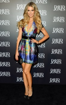 Дэльта Гудрэм, фото 1587. Delta Goodrem David Jones Autumn/Winter 2012 season launch - 15.02.2012, foto 1587