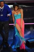 Белен Родригез, фото 219. Belen Rodriguez - revealing Sanremo Festival day 2 - Feb 15, foto 219