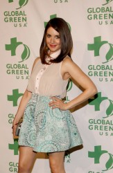 Элисон Бри, фото 568. Alison Brie Global Green USA's 9th Annual Pre-Oscar Party - 22.02.12, foto 568