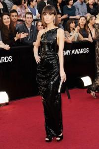 Роуз Бирн, фото 591. Rose Byrne 84th Annual Academy Awards in LA, 26.02.2012, foto 591