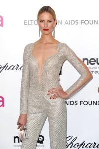 Каролина Куркова, фото 1283. Karolina Kurkova Elton John AIDS Foundation Academy Awards Party in LA, 26.02.2012, foto 1283