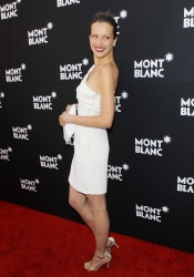 Petra Nemcova @ Montblanc Jewellery Brunch Celebrating Collection Princesse Grace De Monaco, LA, 25.02.12 - 8 HQ