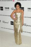 Ванесса Энн Хадженс, фото 7898. Vanessa Anne Hudgens Elton John AIDS Foundation Academy Awards Viewing Party - February 26, 2012, foto 7898