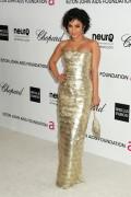 Ванесса Энн Хадженс, фото 7896. Vanessa Anne Hudgens Elton John AIDS Foundation Academy Awards Viewing Party - February 26, 2012, foto 7896