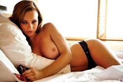 Кимберли Филлипс, фото 74. Kimberly Phillips Playboy - She's Smokin' (tagged):, foto 74