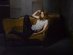 Stana Katic - Castle Season 5 promo pics! 8-30-12