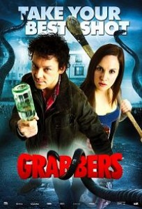 Download Grabbers (2012) 720p Screner 550MB Ganool